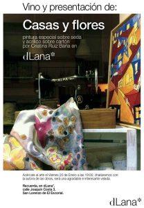 Cartel Expo Casas y Flores
