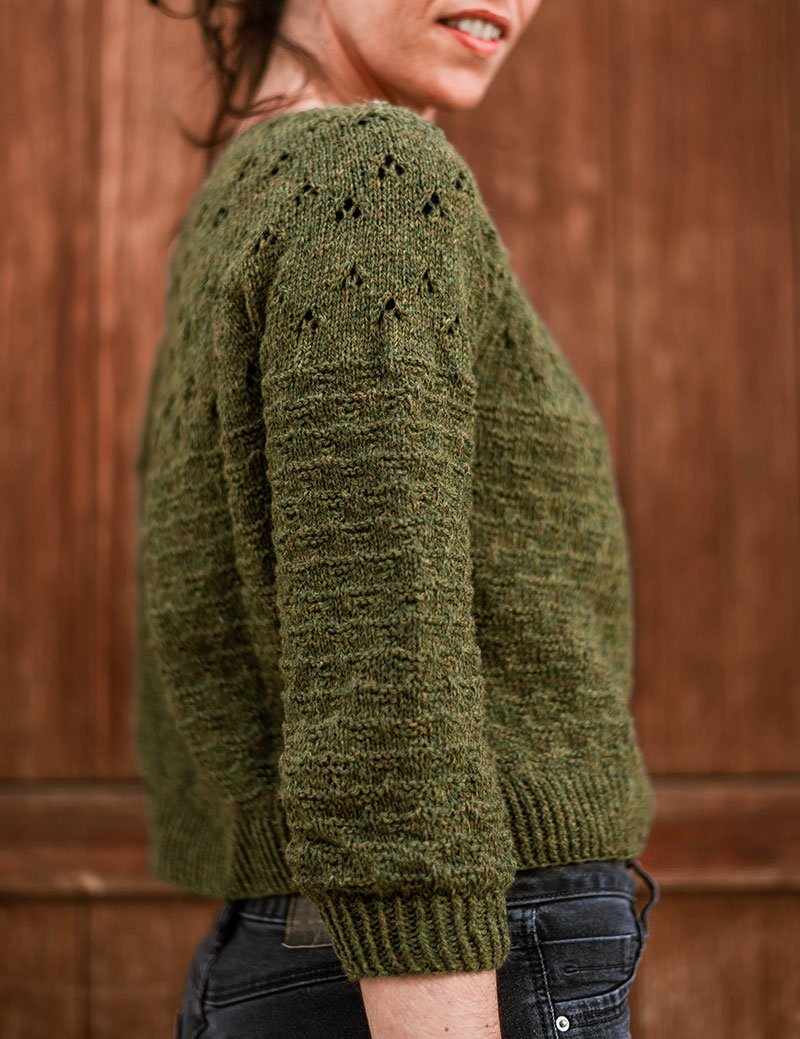 Douro Cardigan Knit With Friends
