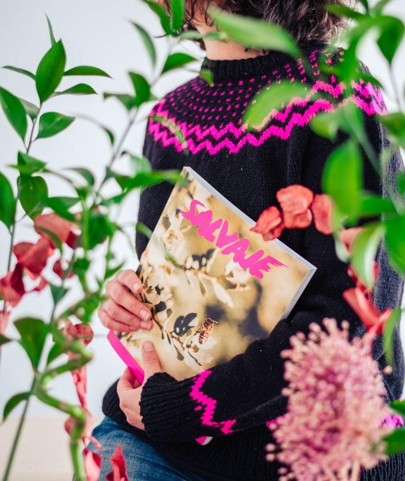 Revista-Salvaje-Vivir-La-Lana-Twinkle-Midori-Hirose