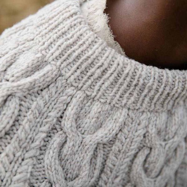 snowy-forest-detalle-laine-lana-merino-issue-10-dlana